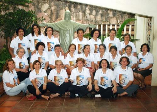 Coordenadoras Paróquias eCapelas